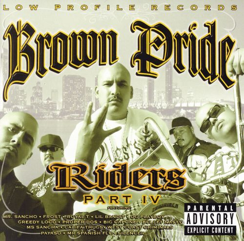 Low Profile Brown Pride Riders, Vol. 4