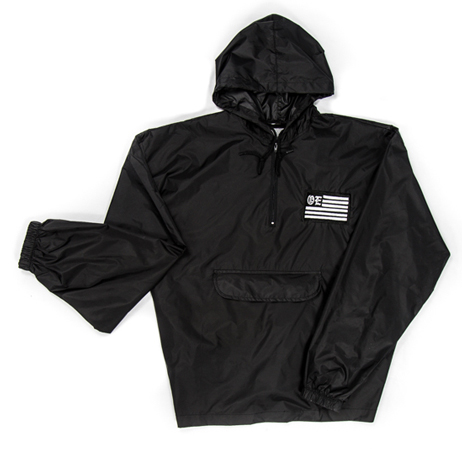 OE Flag Windbreaker
