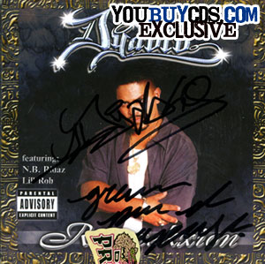 Dyablo Resurekxion Autographed CD