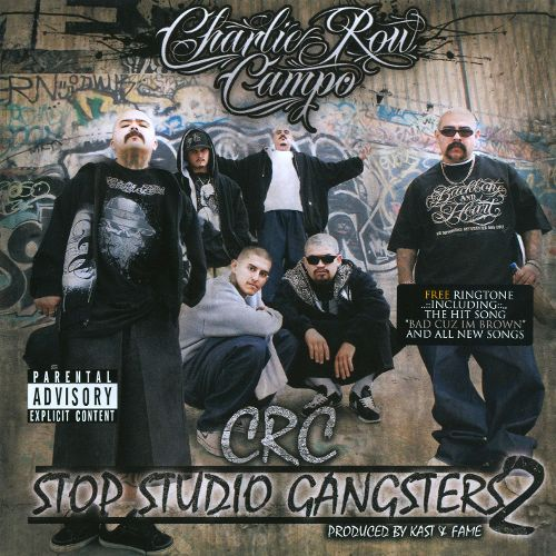 Charlie Row Campo- Stop Studio Gangsters vol 2