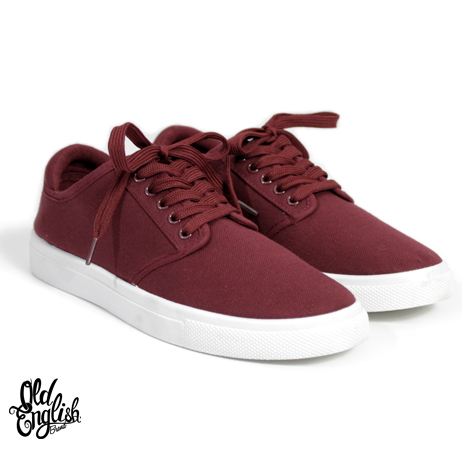 OE Steez's - Trooper Edition Burgundy