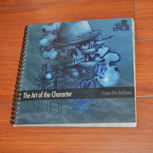 The Art Of Character Vol 2 reference book
