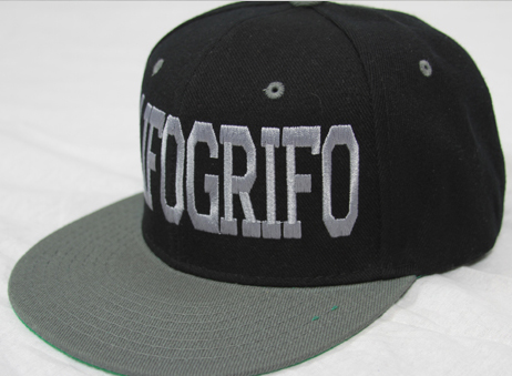 Califogrifo Sanp Back Hat