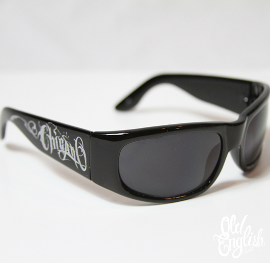 chicano custom glasses