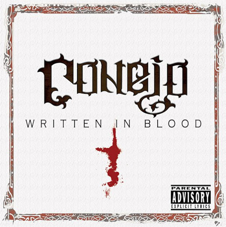 Conejo Written in blood