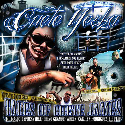 Cuete Yeska - Tales Of Cuete James