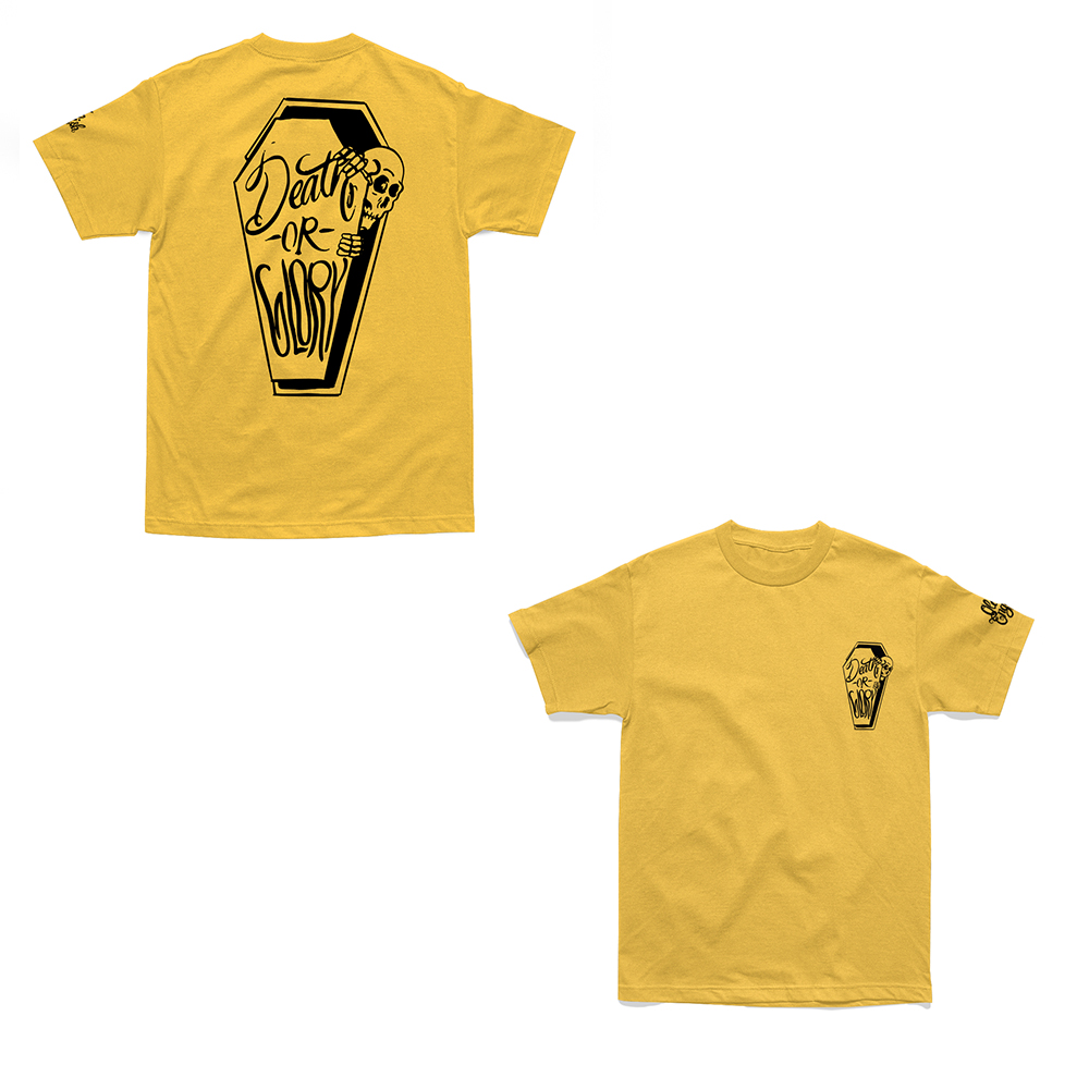Death Or Glory Yellow\
