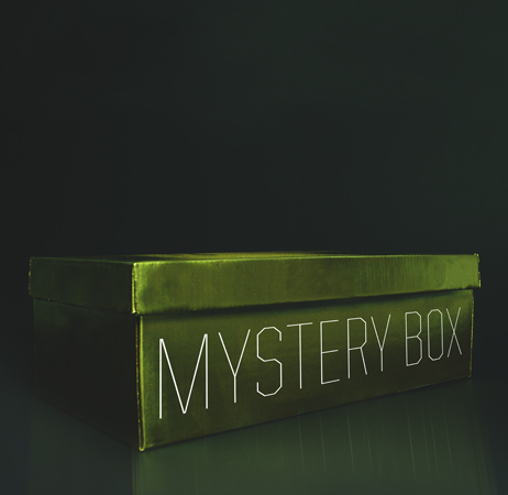 $99.99 Golden Mystery Box