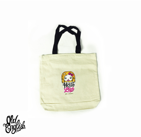 Ms Krazie Hello Loca Tote Bag