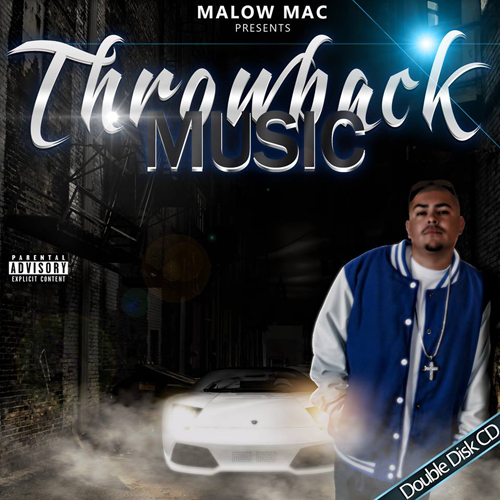 Malow Mac - Throwback Music - 2 Disc CD