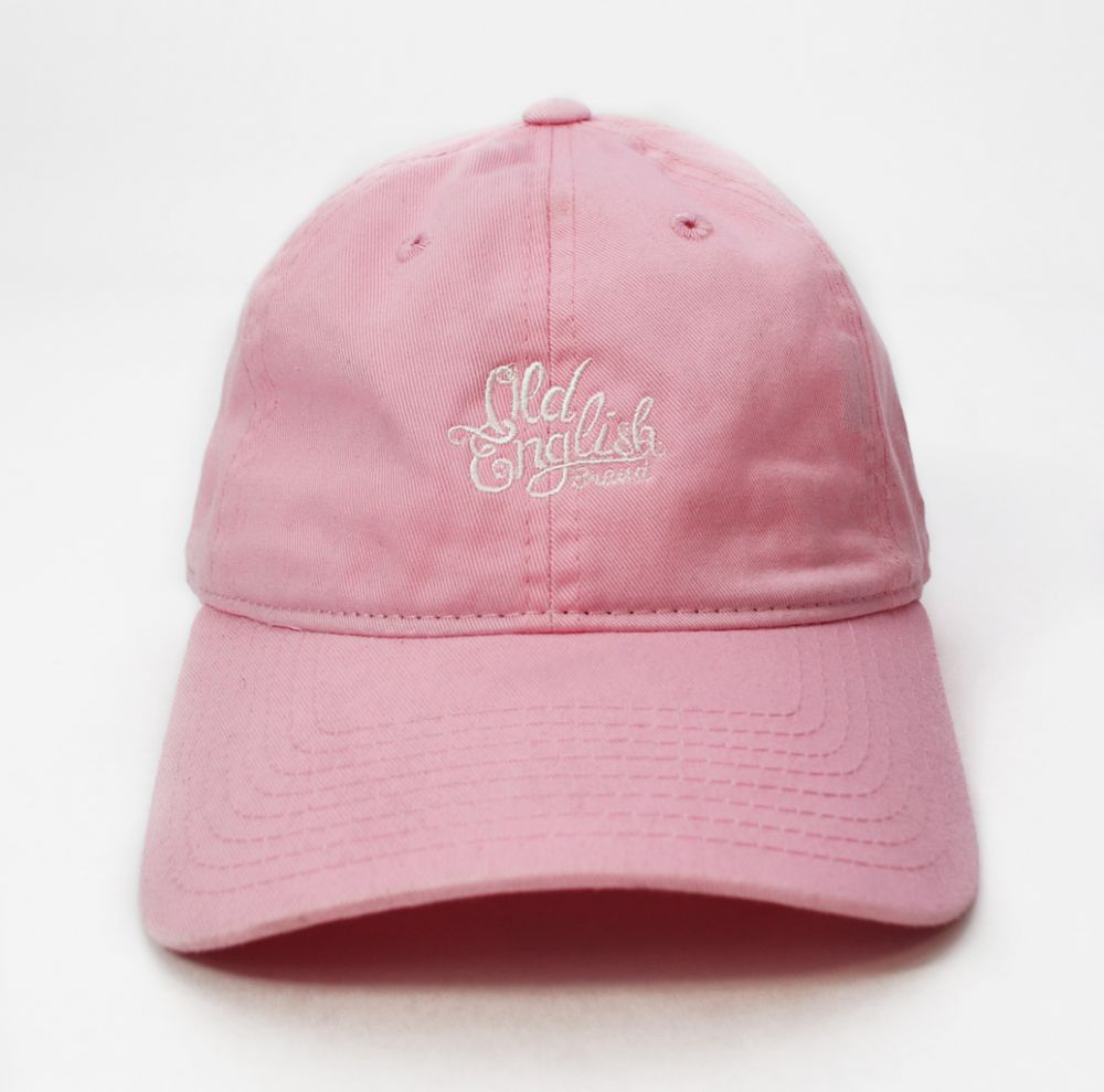 OE Pink Dad Hat