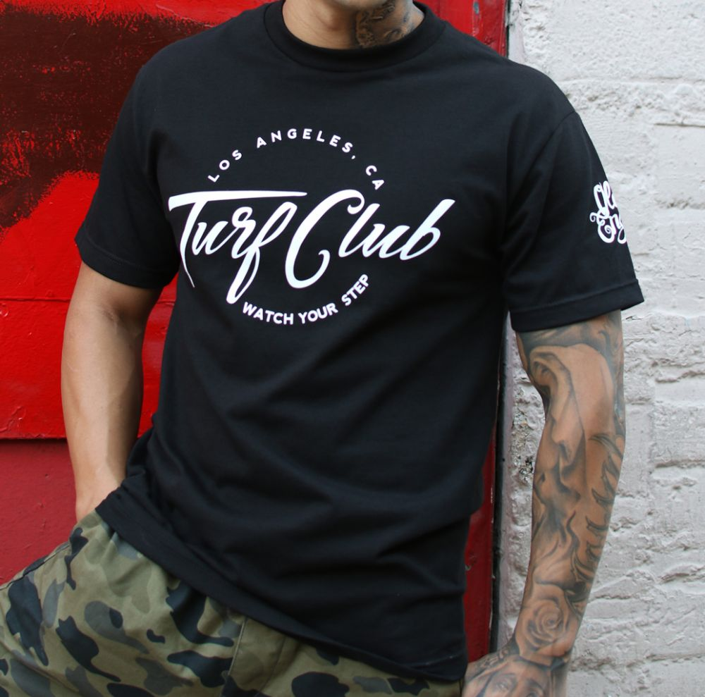 The Turf Club (BLACK)