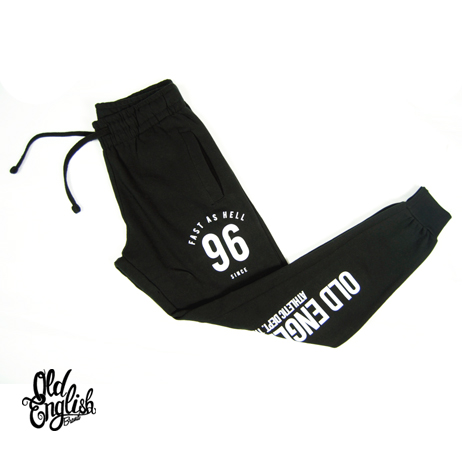OE Fast As Hell Jogger Pants