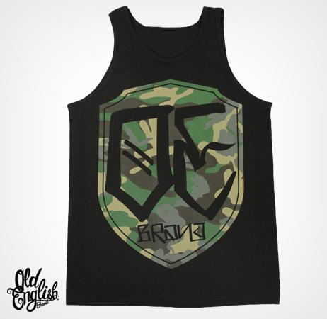 OE In The Trenches Tank Top