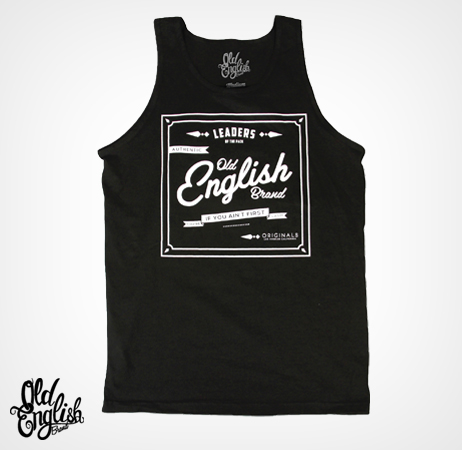 OE Leaders Of The Pack Tank Top