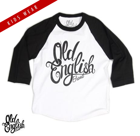 Little Leaguer Baseball Tee - OE Hooligan Kids Collection