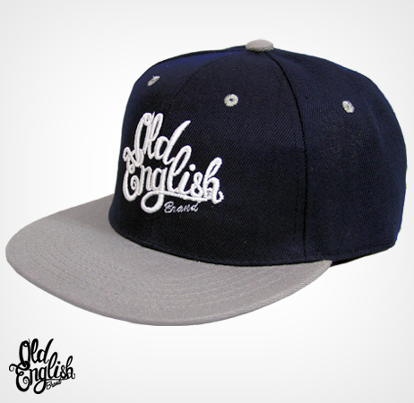 Members Only OE Blue Blue & Grey Snapback