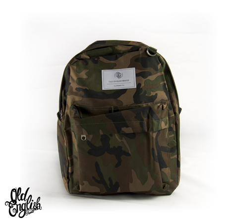OE Venture Camo Backpack