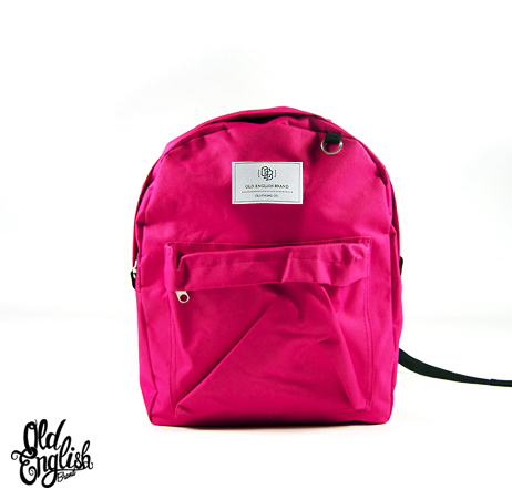 OE Venture Pink Backpack