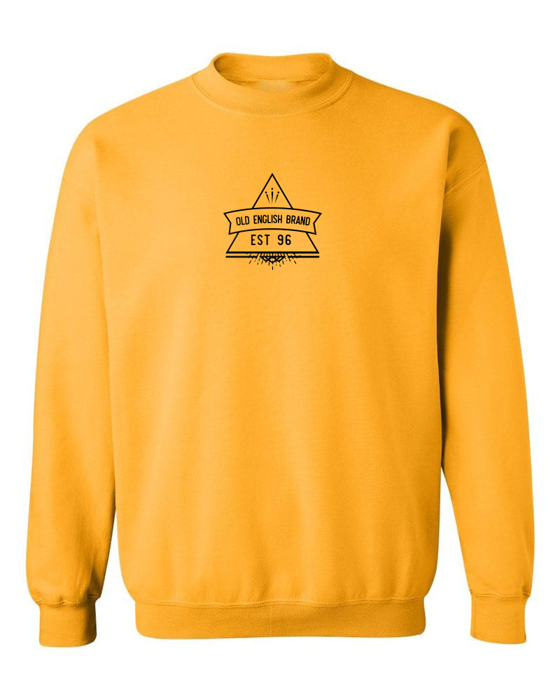 OE Retro Crewneck (Gold)