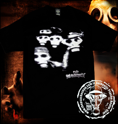 Psycho Realm Book 1 T-shirt
