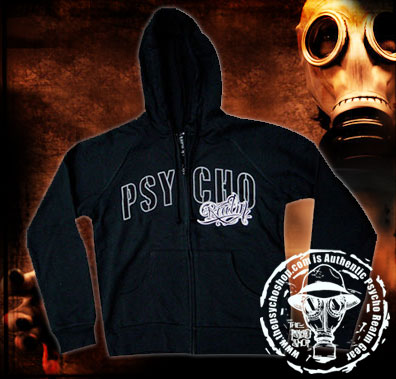 Psycho Realm GIRLS sweater