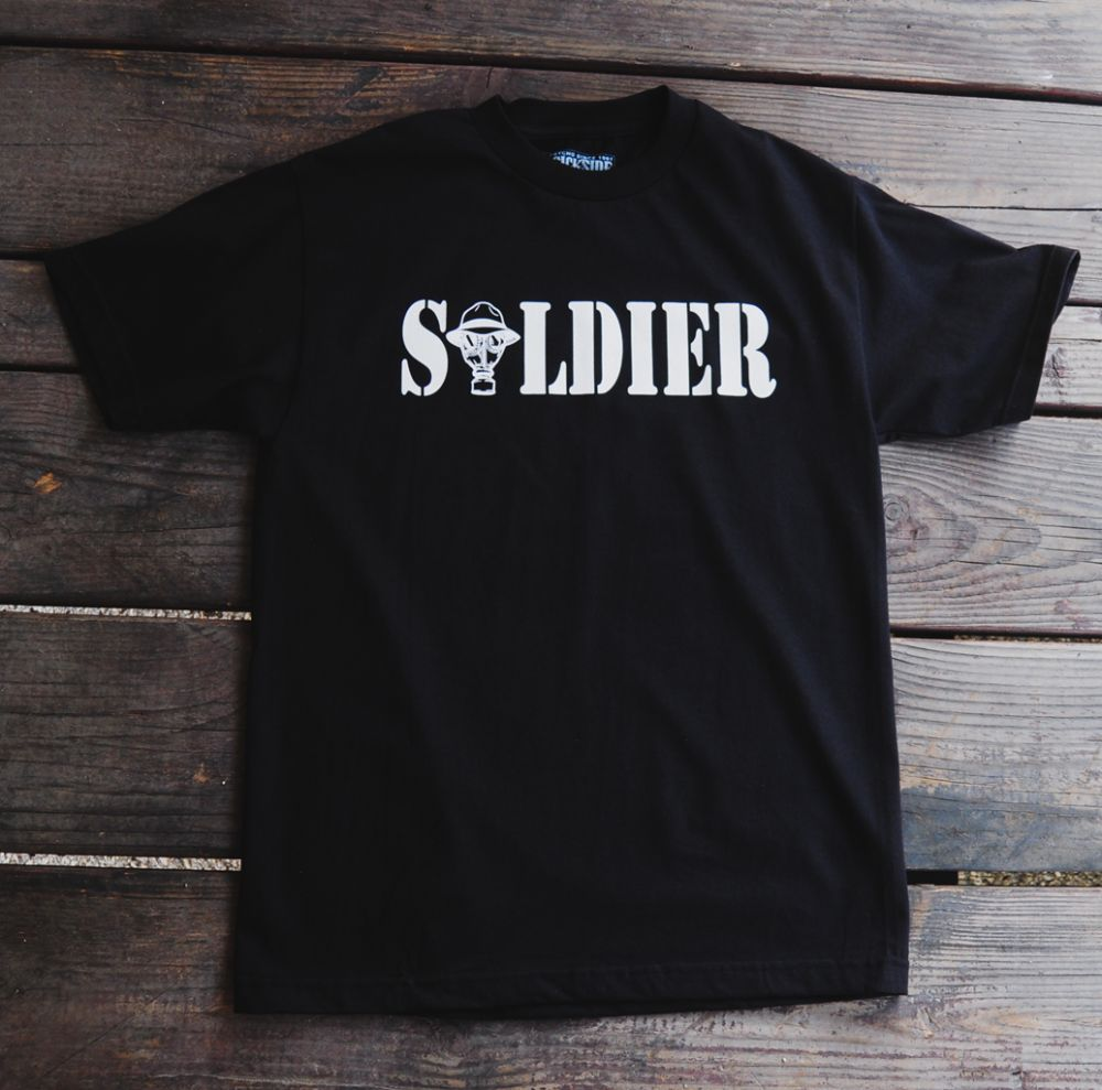 The Psycho Shop - Soldier