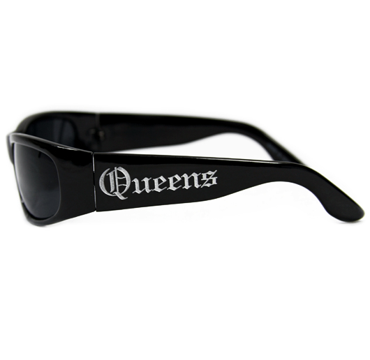 Queens Glasses