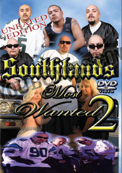 Southlands DVD Most wanted 2