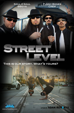 Street Level - Popping Breaking Dvd