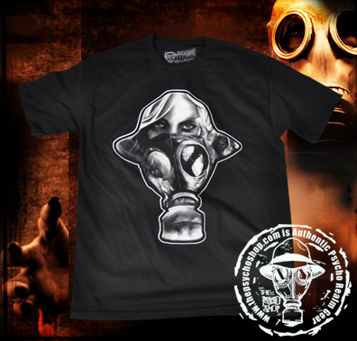 Psycho Realm - Sikes Tee