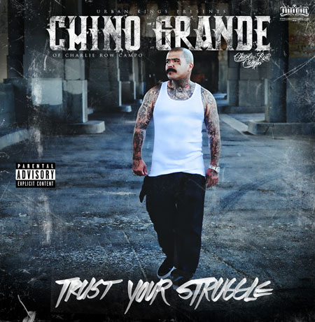 Chino Grande - Trust Your Struggle Basic Package