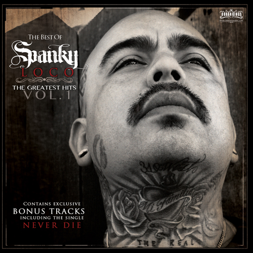 Spanky Loco - The Greatest Hits