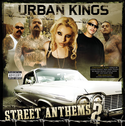 Urban Kings Street Anthems Vol 2
