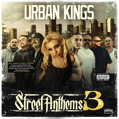 Urban Kings Street Anthems Vol 3