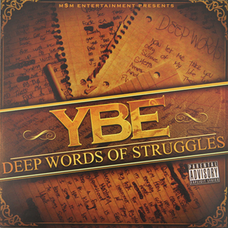 Ybe - Deep Words Of Struggles