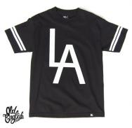 OE LA Tee in Black
