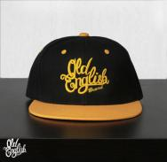 Members Only OE Black & Yellow Snapback
