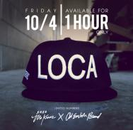 Be LOCA For 1 Hour